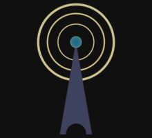Astral Projection Public Radio Mast by fourblackbirds