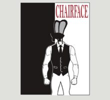 The Tick chairface scarface by Brantoe