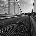 Hagwilget Bridge by Rick Magnell