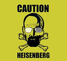 Caution Heisenberg by markusian