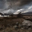 Winters Cottage by Andrew Watson
