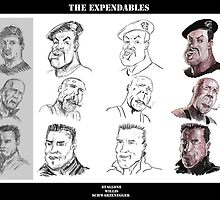 The Expendables by Sunil Kainth
