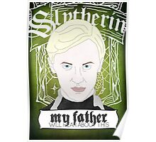 HARRY POTTER's Draco Malfoy Poster