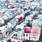 Reykjavik by Ken  Yan