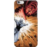 Silver Surfer versus Galactus iPhone Case/Skin