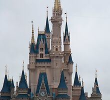Disney Castle by awcreations765