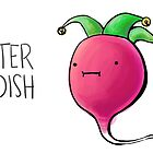 Jester Radish by cheezup