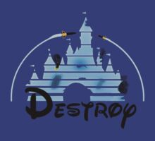 Disney Destroy by Daniel Szabo