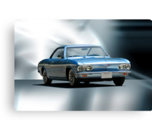 1965 Chevrolet Corvair I Canvas Print