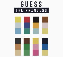 Guess the princess disney by Nimus Vancel