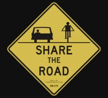 Share the Road by cadellin