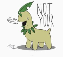 Not Your Bayleef. by Quincy Lim