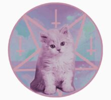 Pentagram Kitty by sailorlolita