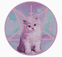 Pentagram Kitty by sailorlolita