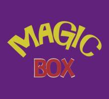 Magic Box - Buffy the Vampire Slayer by Amanda Vontobel Photography