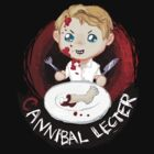 Cannibal Lecter by strawtography