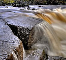 The River Swale by English Landscape Prints