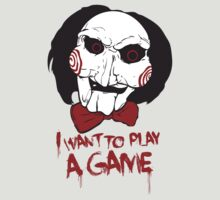 "Saw - ""I want to play a game"" by lukeyp"