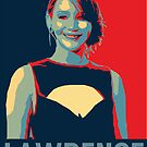 JENNIFER LAWRENCE! by TheMoultonator
