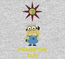Dark Souls - Minion Praise the Sun by Cimoe