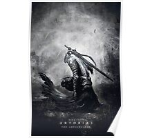 Artorias The Abysswalker / Dark Souls  Poster