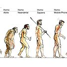 Evolution... by Luca Massone  disegni