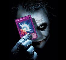 Joker Always Plays His Cards Right by wersderf