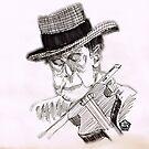 Mountain Fiddler by sethworx