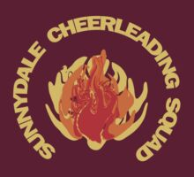 Sunnydale Cheerleading Squad - Buffy by Amanda Vontobel Photography