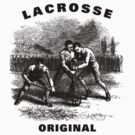 Lacrosse by SportsT-Shirts