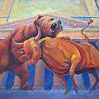 Bear vs bull by corsetti