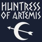 Huntress of Artemis by alexandramarieg
