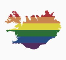 Gay Rights Iceland by cadellin