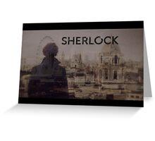 Sherlock  Greeting Card