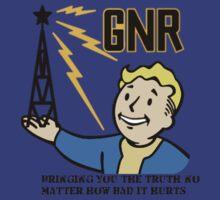 Fallout 3 GNR by steveg2004