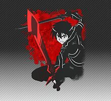 Kirito Strikes by mixiemoon