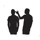 Tyler & Josh shadows - case by itsmePao