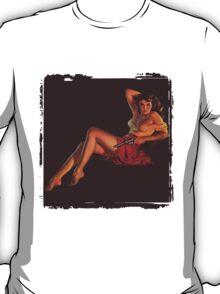 Jane With Gun T-Shirt