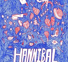 NBC HANNIBAL- Embrace the Party by marimattes