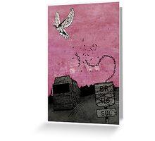 Ascend (Meninadanca Charity Print) Greeting Card