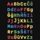 Esperanto Alphabet by raevan