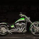 Bub's Customs Harley Davidson by HoskingInd