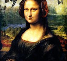Mona Lisa versus the Empire by KAMonkey