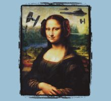 Mona Lisa versus the Empire Kids Clothes