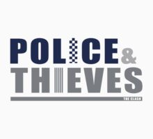 "Police & Thieves - ""The Clash"" by Ch1ckenMan"