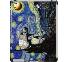 Starry Night versus the Empire iPad Case/Skin