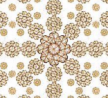 Pure Ornament Pattern by DFLC Prints