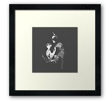 A Complicated Relationship - Light Framed Print