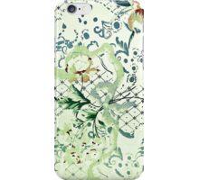 Floral Decorative  iPhone Case/Skin