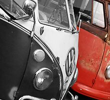 VW Campervans by AndyHuntley